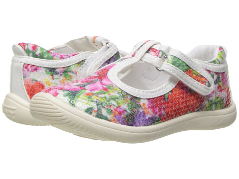 W6YZ Marcella (Toddler/Little Kid) - Floral Sequin