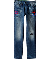 True Religion Kids - Rocco Jeans in Decoded Wash (Big Kids)