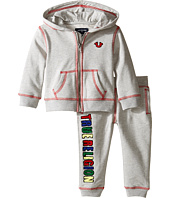 True Religion Kids - True Hoodie Set (Infant)