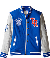 True Religion Kids - Letterman Jacket (Big Kids)