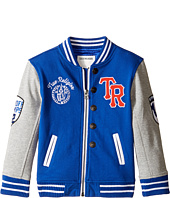 True Religion Kids - Letterman Jacket (Toddler/Little Kids)