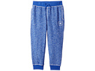 True Religion Kids - Marled French Terry Sweatpants (Toddler/Little Kids)