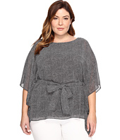 MICHAEL Michael Kors - Plus Size Stingray Belted Tunic