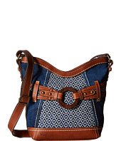 b.o.c. - Nayarit Denim Tribal Crossbody