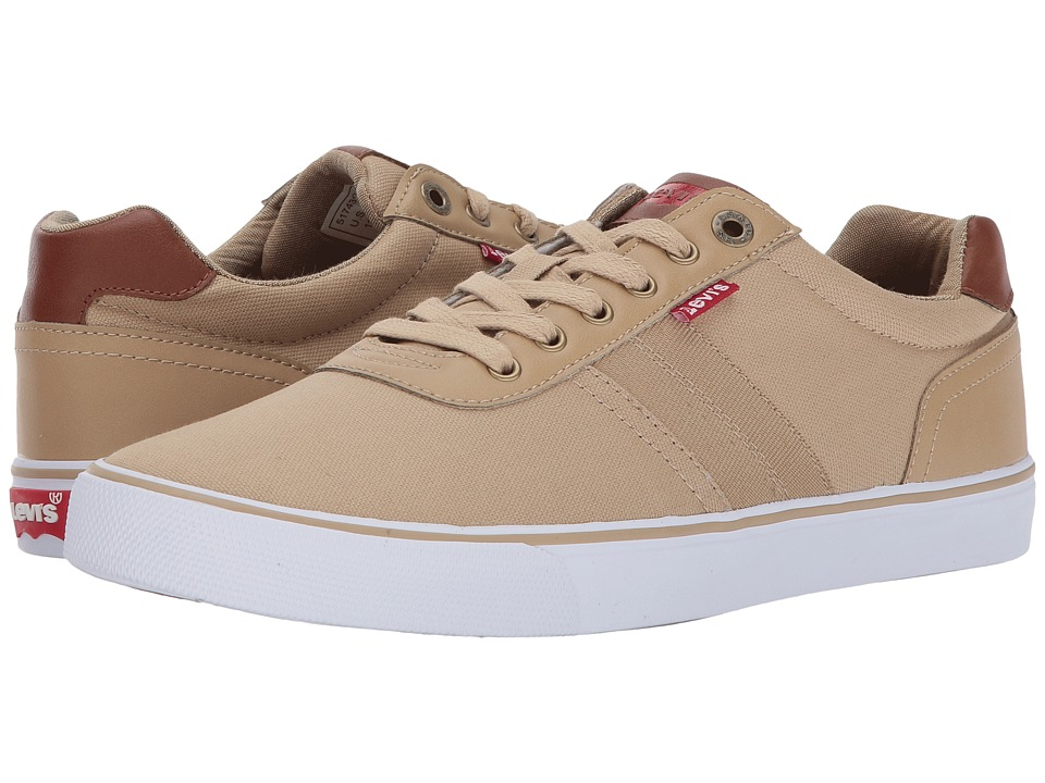 Levis(r) Shoes - Miles (Khaki) Mens  Shoes