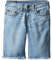 True Religion Kids - Geno Shorts in Creased Wash (Big Kids)