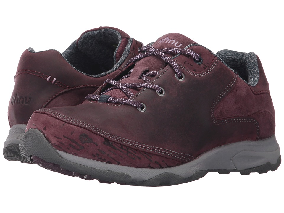 Ahnu Sugar Venture Lace (Dark Plum) Women