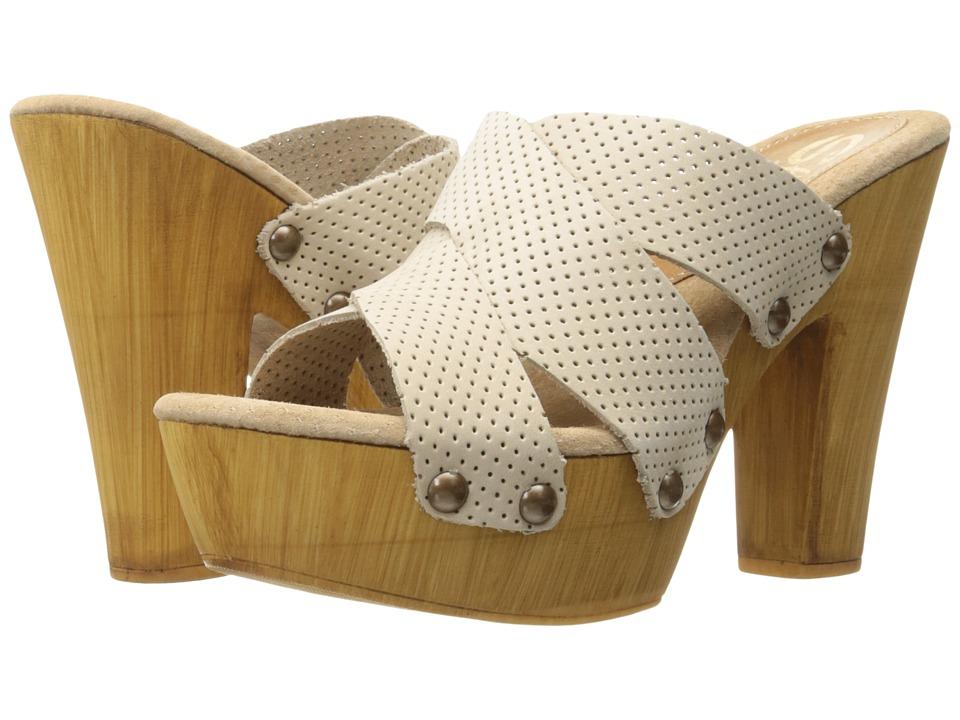 Sbicca Adina (Off-White) High Heels