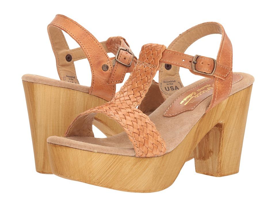 Sbicca Stefania (Tan) High Heels