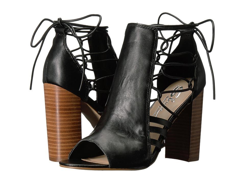Sbicca Adette (Black) High Heels