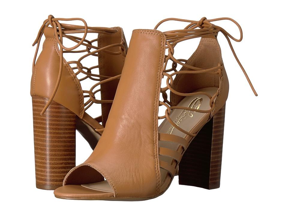 Sbicca Adette (Tan) High Heels