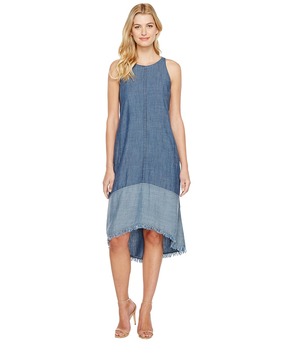 Trina Turk Phlox Dress (Indigo) Women