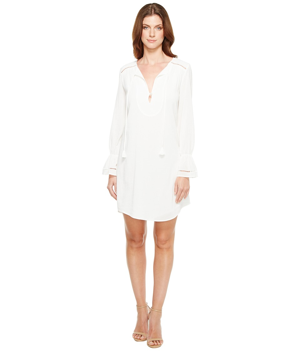 Trina Turk Lucious Dress (White) Women
