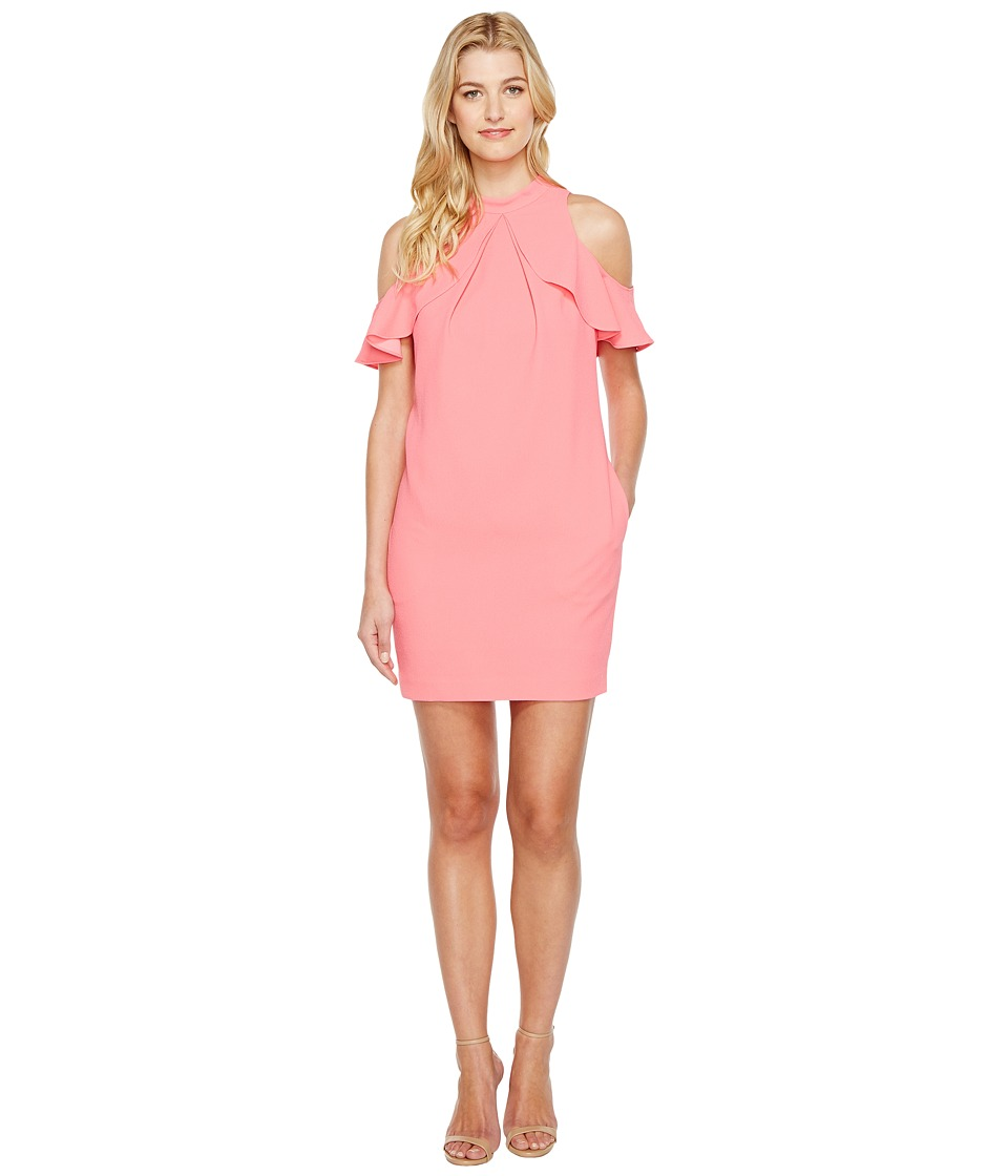 Trina Turk Amado Dress (Canyon Coral) Women