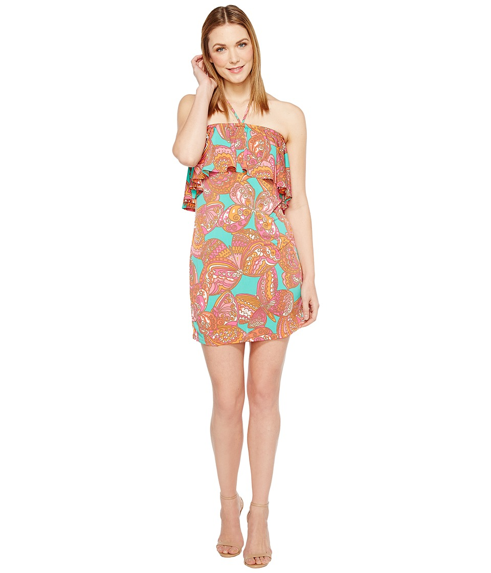 Trina Turk Parocela Dress (Multi) Women