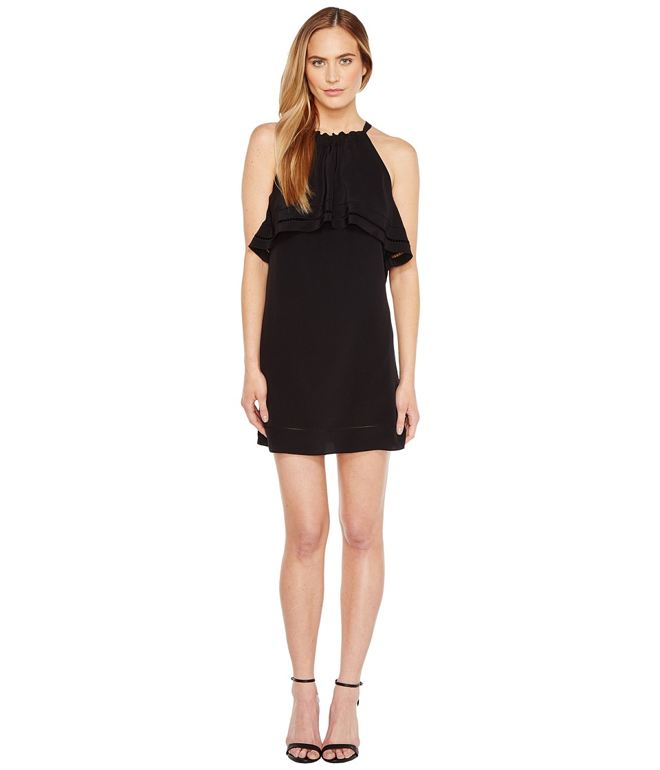 Trina Turk Slim Dress (Black) Women
