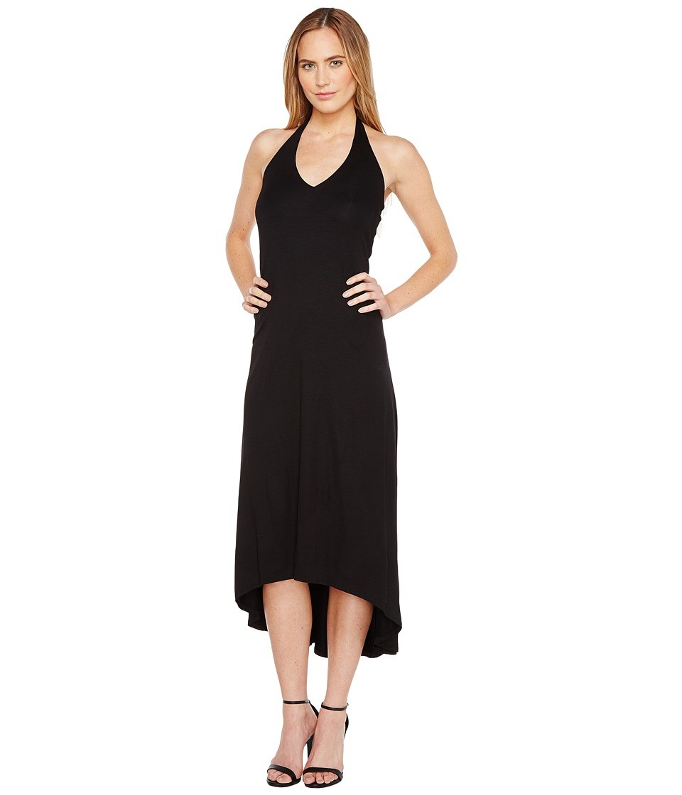 Trina Turk Lupin Dress (Black) Women