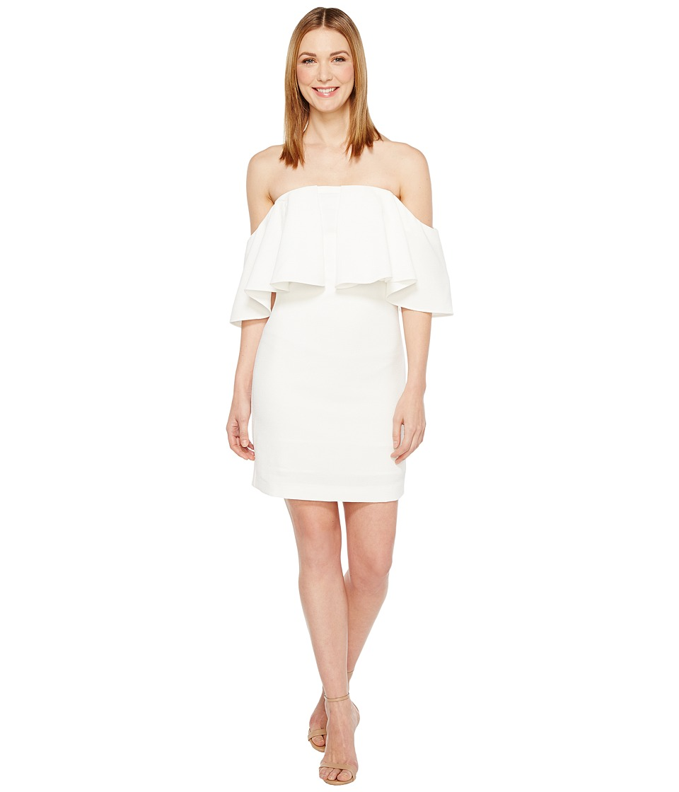 Trina Turk Mirador Dress (White Wash) Women