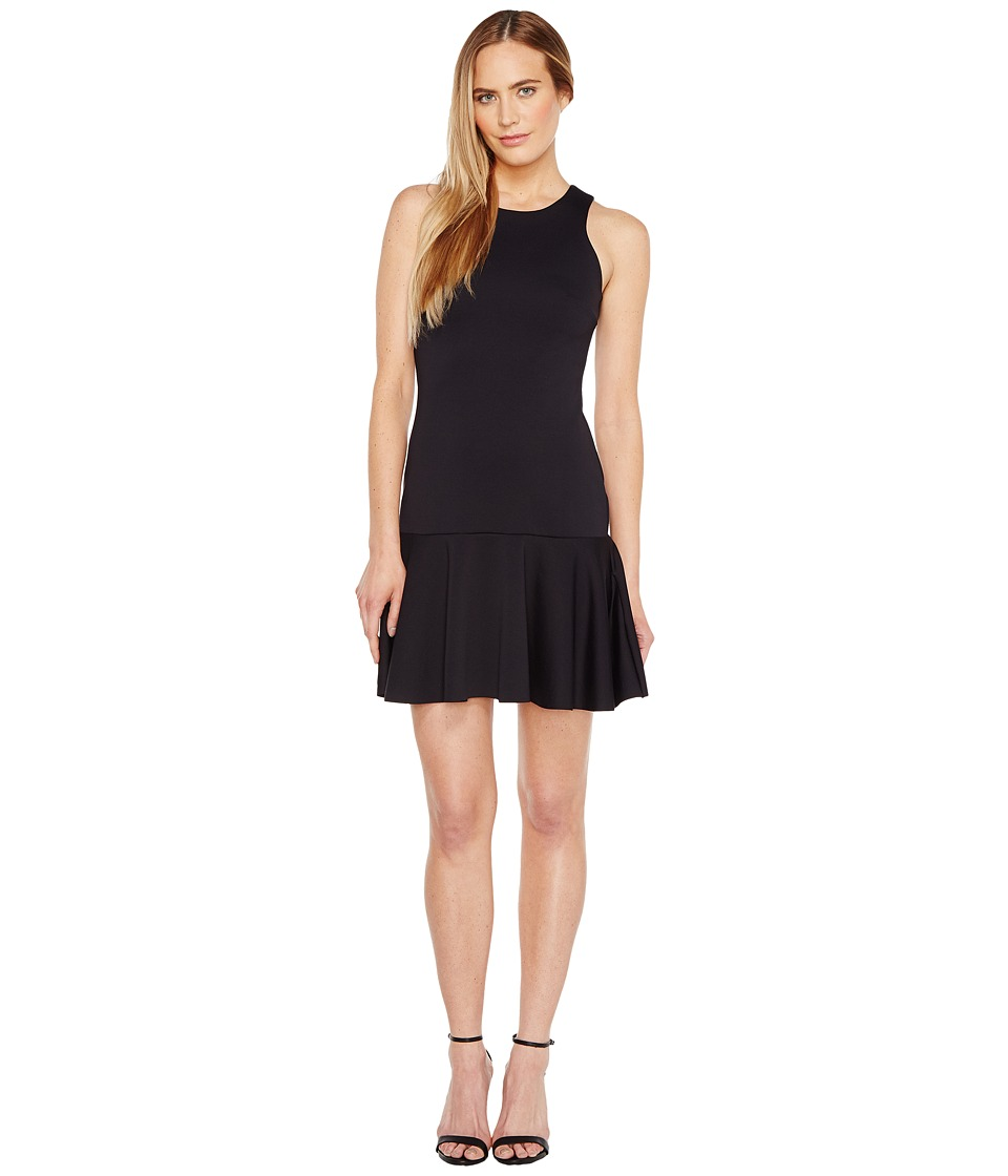Trina Turk Fantastic Dress (Black) Women