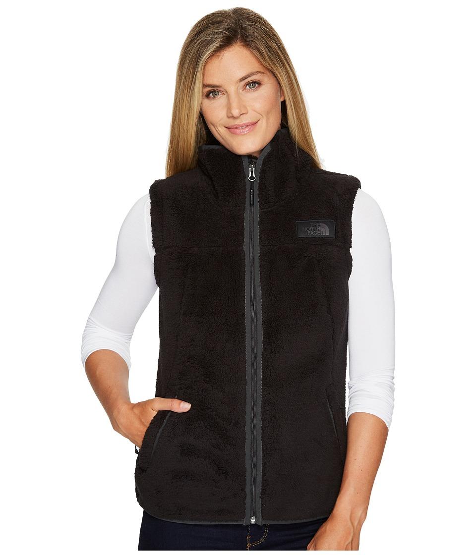 North Face Campshire Vest (TNF Black) Women's Vest
