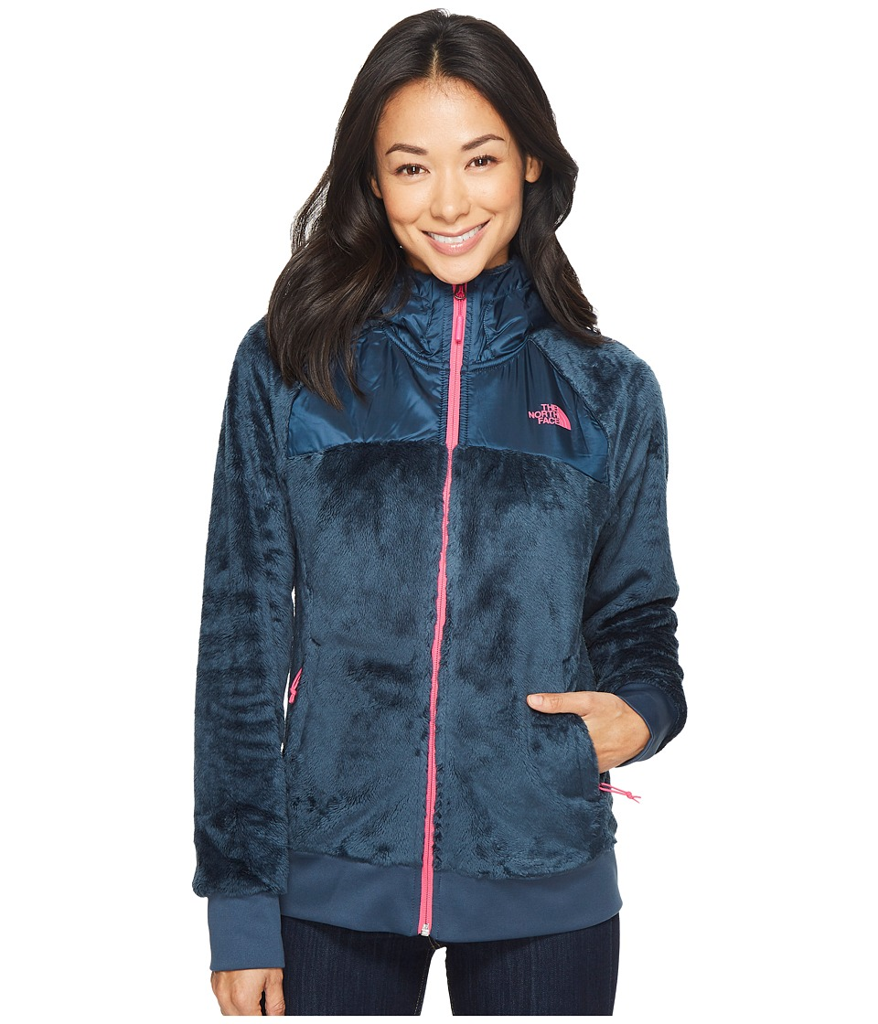 The North Face - Oso Hoodie (Ink Blue) Womens Jacket