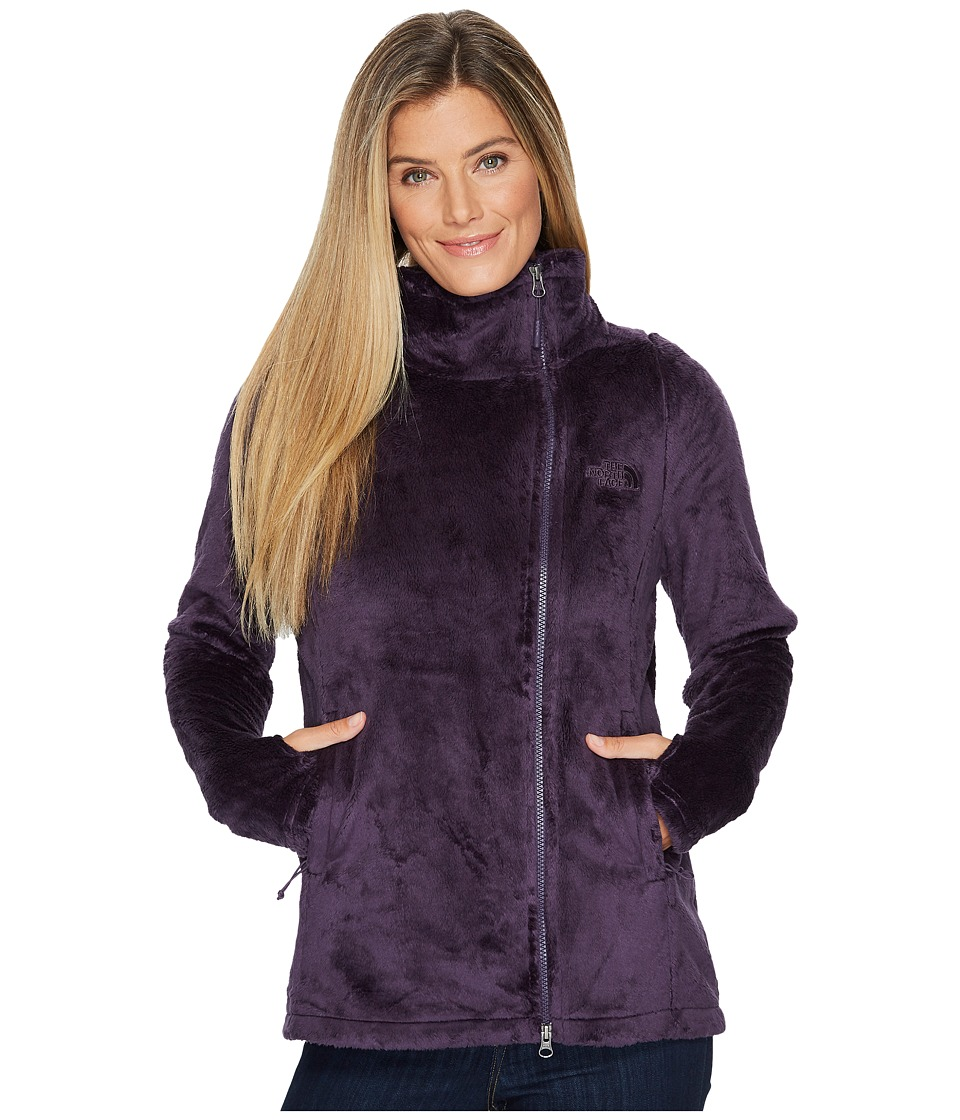 The North Face - Osito Parka (Dark Eggplant Purple) Womens Coat
