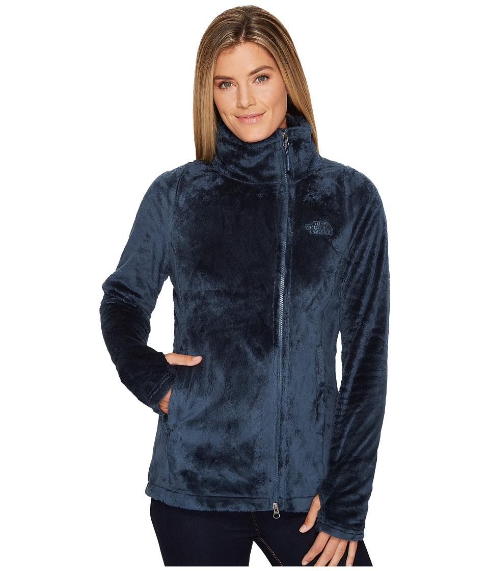 North Face Osito Parka (Ink Blue) Women's Coat