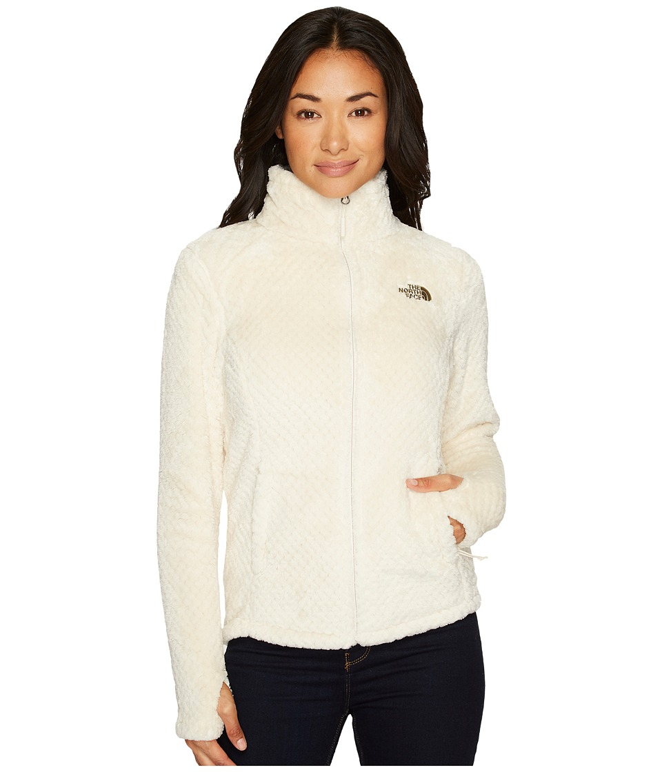 The North Face - Novelty Osito Jacket (Vintage White) Womens Jacket