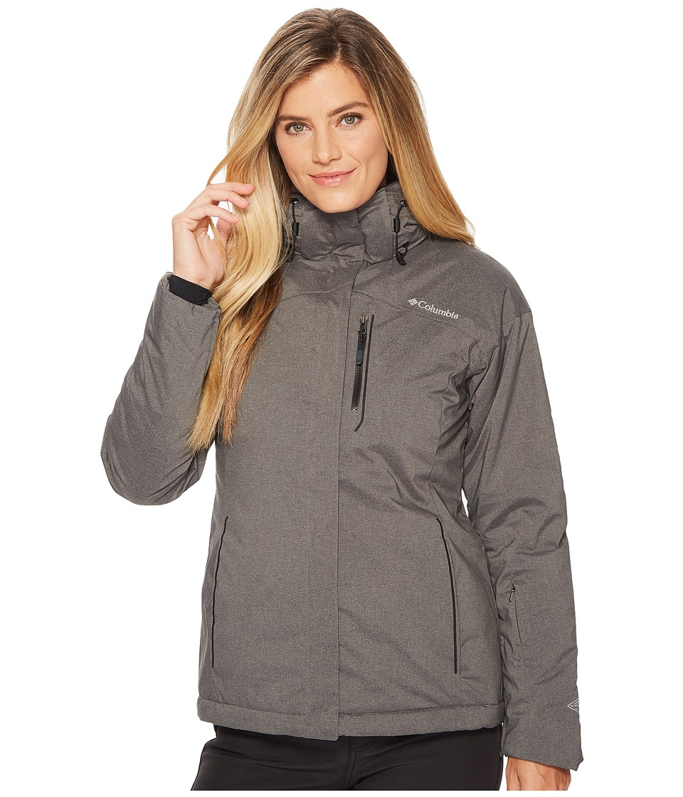 Columbia Lost Peak Jacket (Black) Women