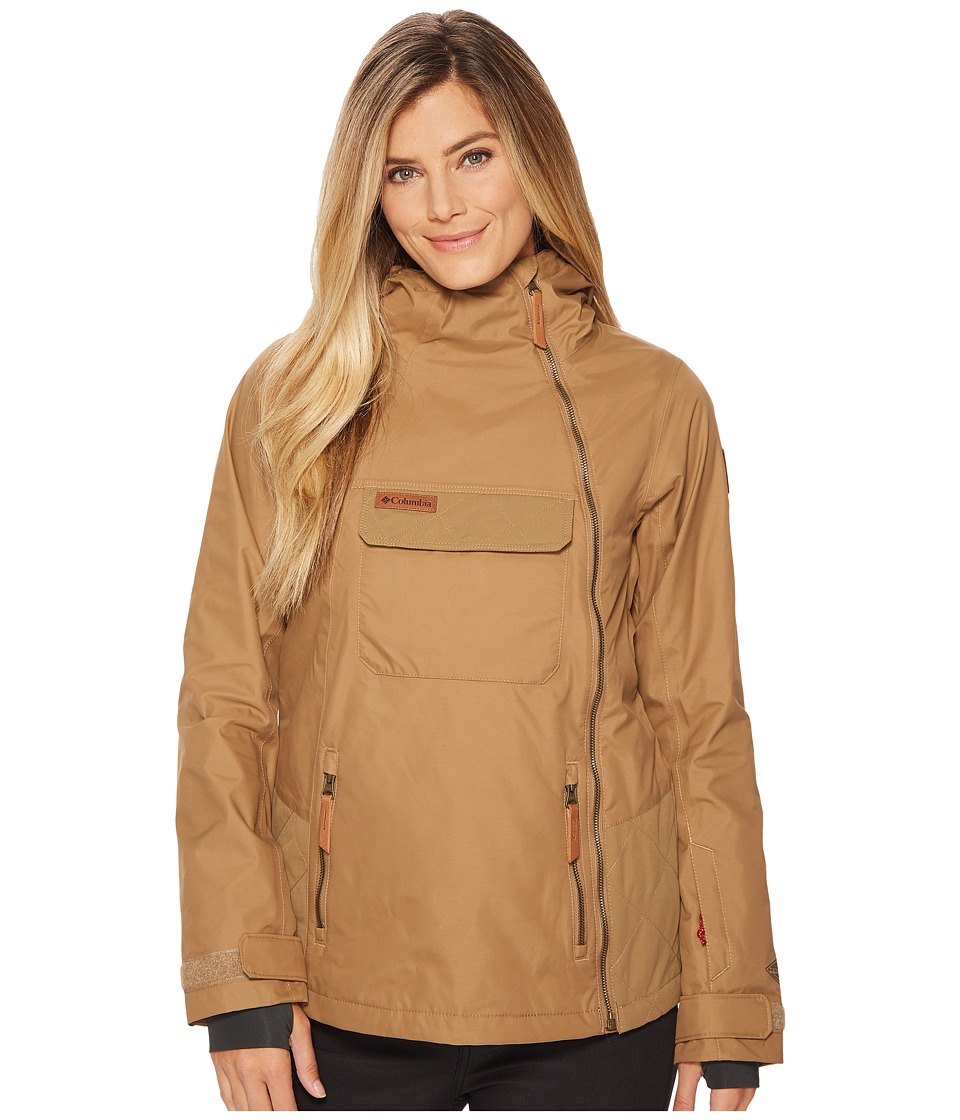 Columbia Catacomb Crest On Snow Anorak (Delta) Women