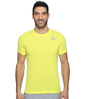 Reebok - Workout Ready Stacked Logo Supremium Tee