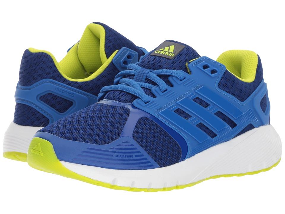 adidas Kids Duramo 8 K (Little Kid/Big Kid) (Blue/Footwear White/Mystery Ink) Boys Shoes