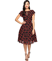 Unique Vintage - Cap Sleeve Formosa Swing Dress