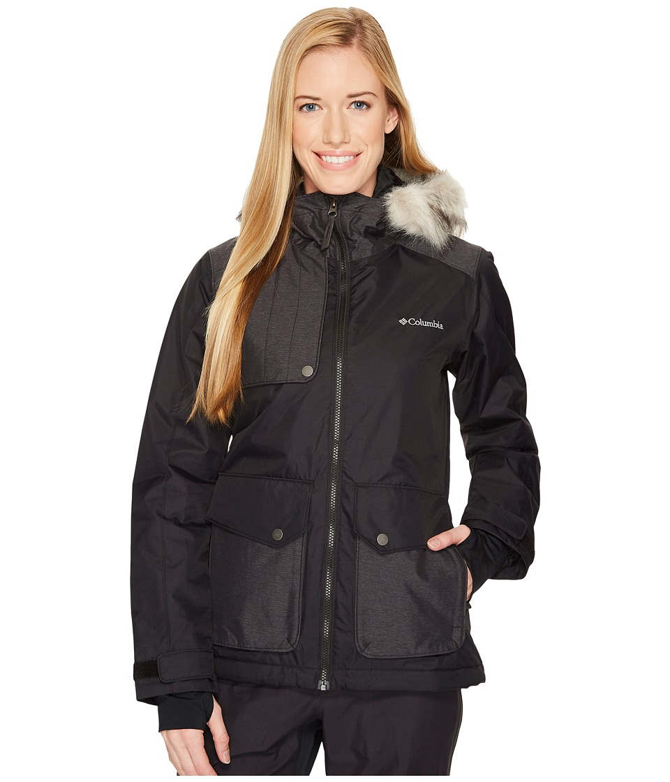 Columbia Alpine Vista Jacket (Black) Women