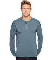 The North Face - Long Sleeve Terry Henley