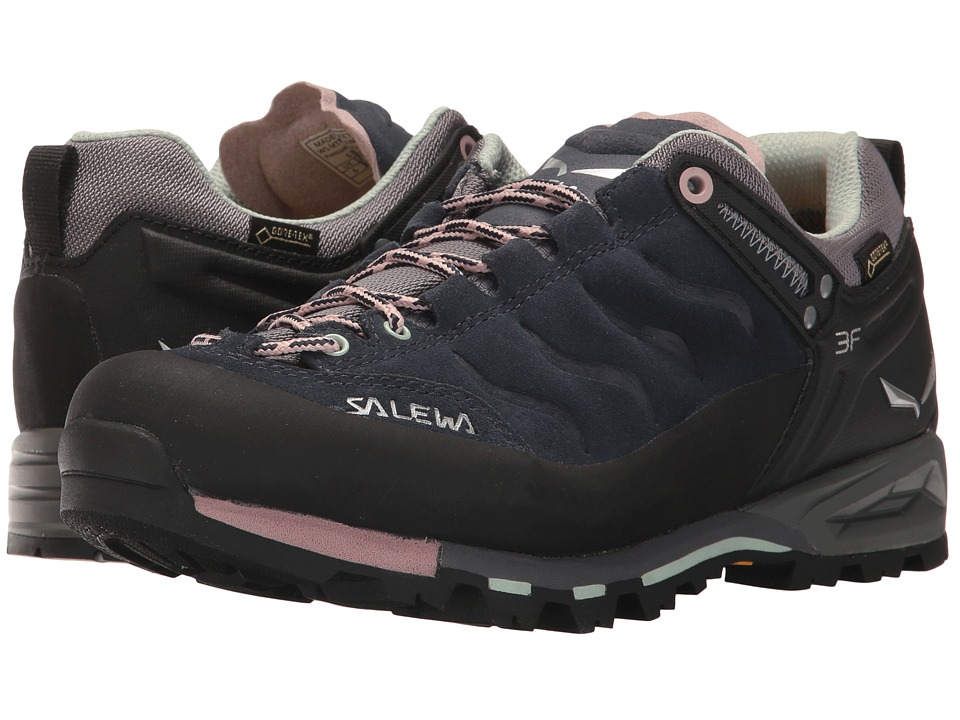 SALEWA Mountain Trainer GTX (Premium Navy/Subtle Green) Women