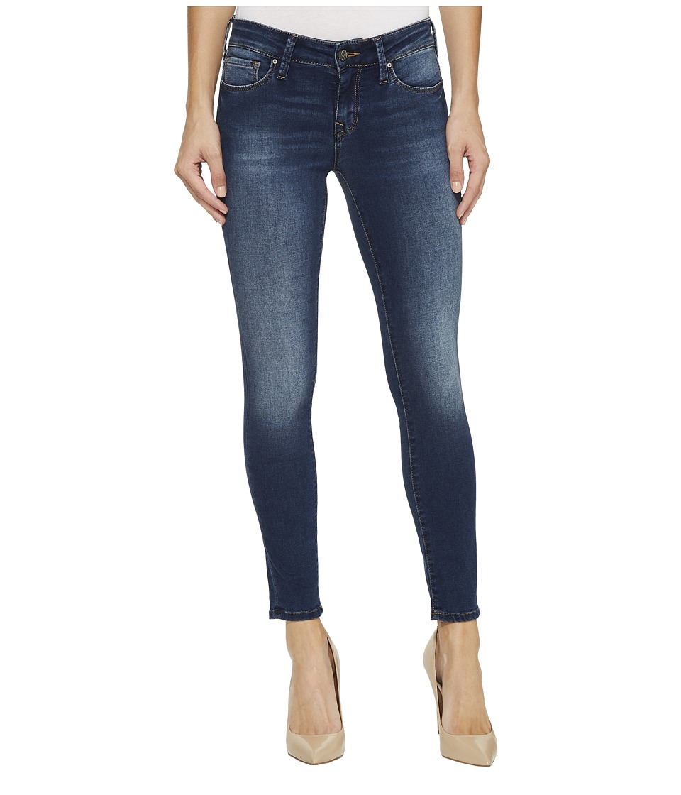 Mavi Jeans - Alexa Mid-Rise Skinny Ankle in Mid Soft Shanti