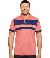 U.S. POLO ASSN. - Color Blocked Short Sleeve Classic Fit Polo Shirt