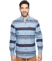 U.S. POLO ASSN. - Stripe, Plaid or Print Long Sleeve Single Pocket Sport Shirt