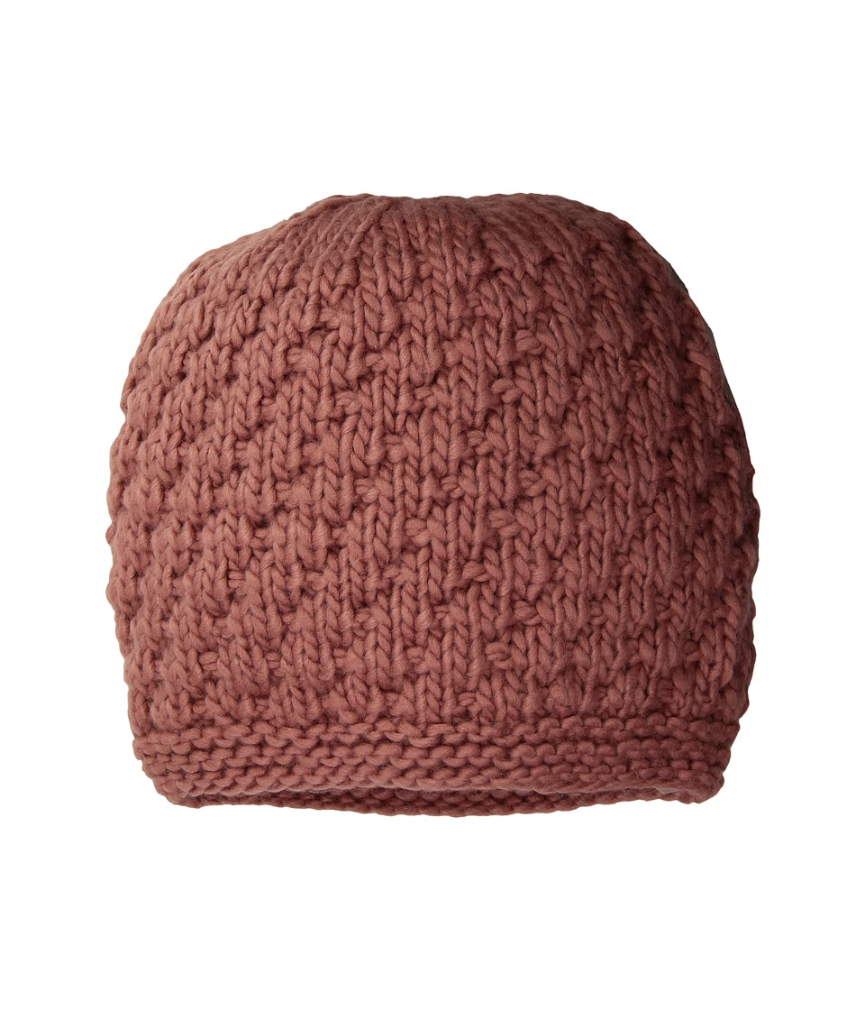 Burton - Big Bertha Beanie (Dusty Rose) Beanies