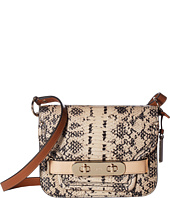 COACH - Color Block Exotics Small Coach Swagger Shoulder Bag