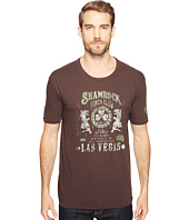 Lucky Brand - Shamrock Poker Graphic Tee