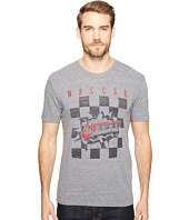 Lucky Brand - Checker Burst Graphic Tee