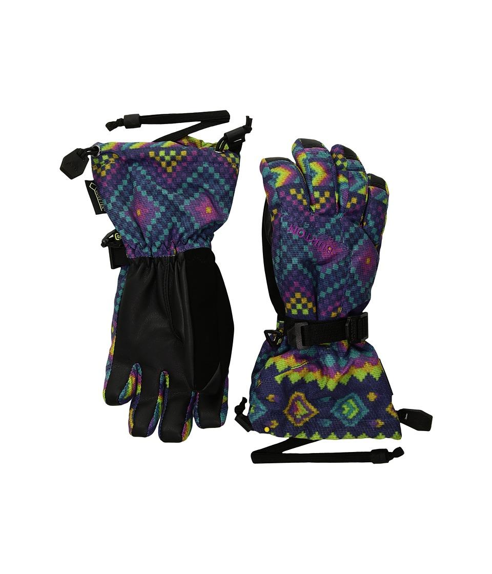 Burton Gore-Tex(r) Gloves (Little Kids/Big Kids) (Bohemia) Gore-Tex Gloves