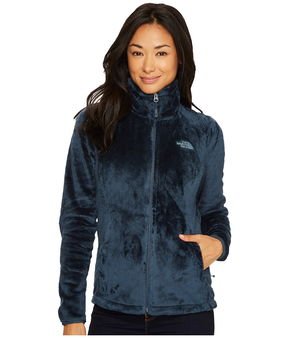 North Face Osito 2 Jacket (Ink Blue) Women's Coat