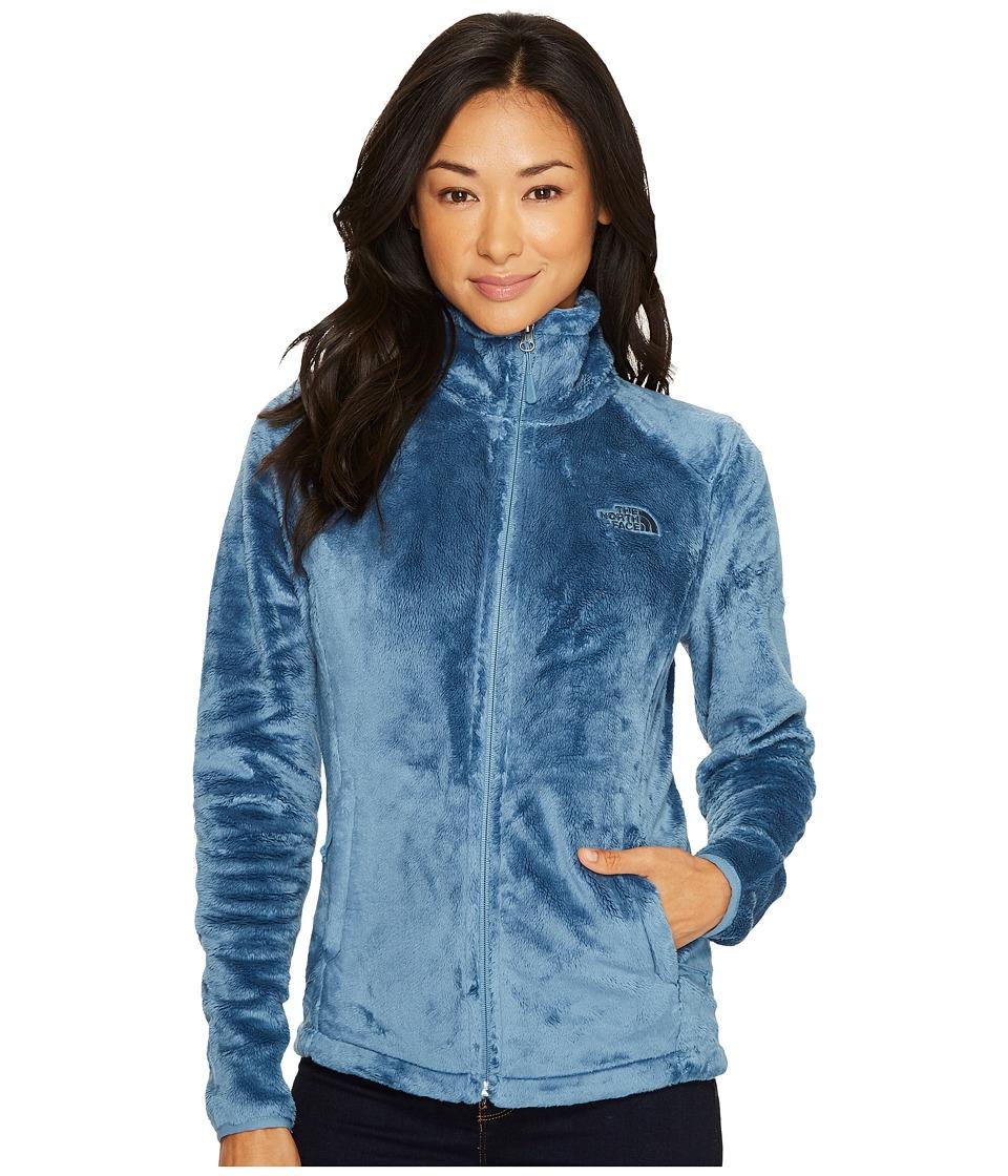 North Face Osito 2 Jacket (Provincial Blue) Women's Coat