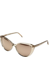 Linda Farrow Luxe - LFL517C4SUN Rose Gold Sunglasses