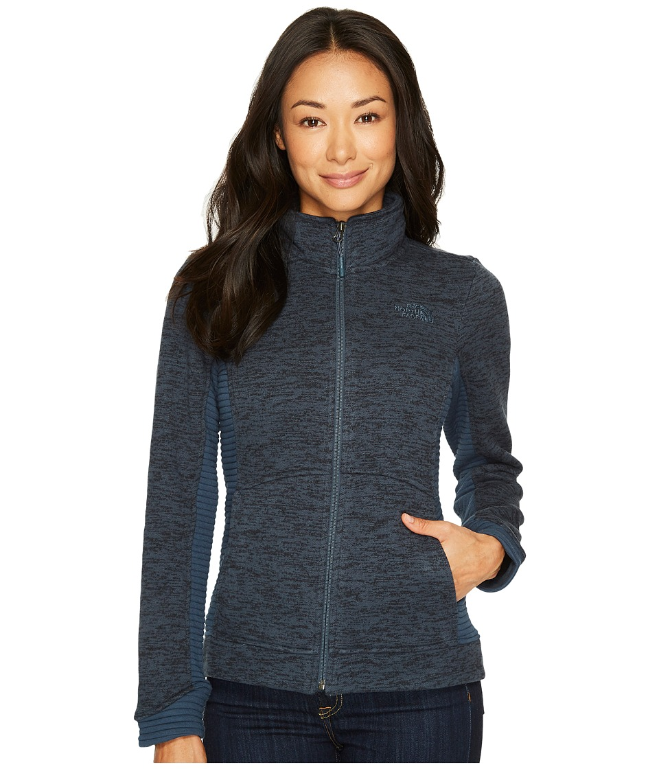The North Face Indi 2 Jacket (Ink Blue Heather) Women