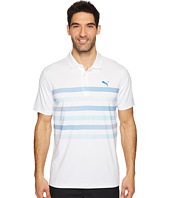 PUMA Golf - Center Stripes Polo