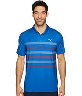 PUMA Golf - Center Stripes Polo